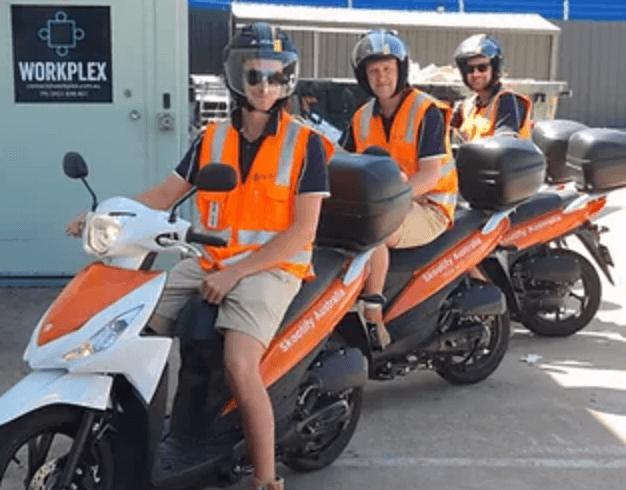 hire a scooter melbourne victoria