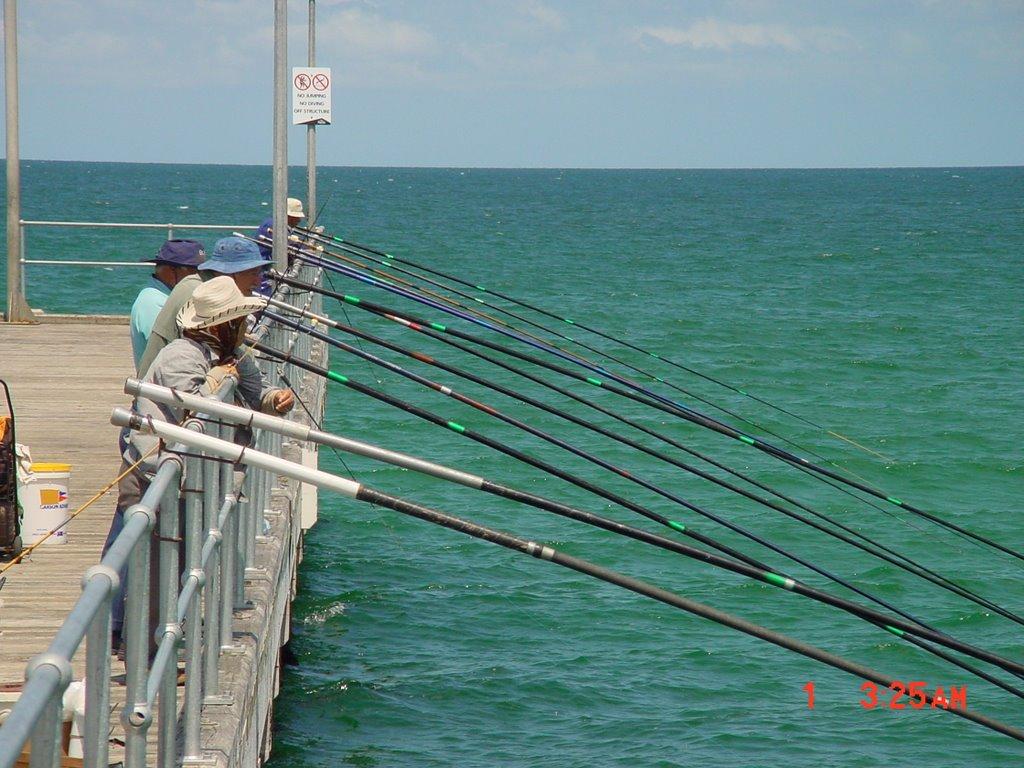 Melbourne Fishing Spots