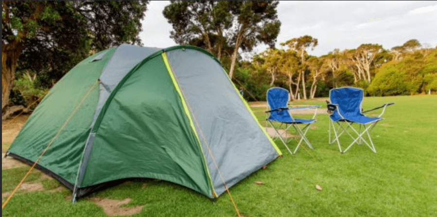 camping melbourne
