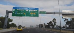 Melbourne Airport Tullamarine (parking lot, view from outside), top 15 Melbourne airport parking options
