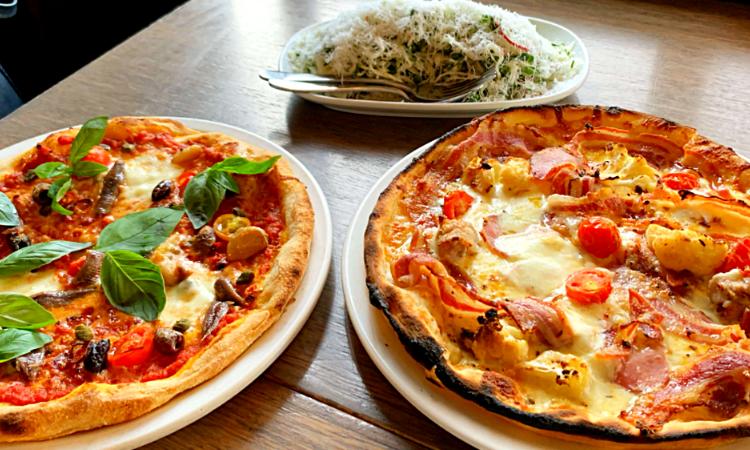 melbourne's best pizza
