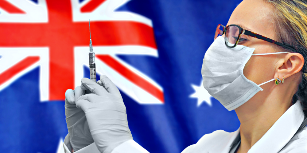 australia vaccine roll out